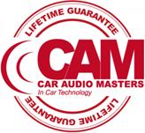 CAM Lifetime Guarantee
